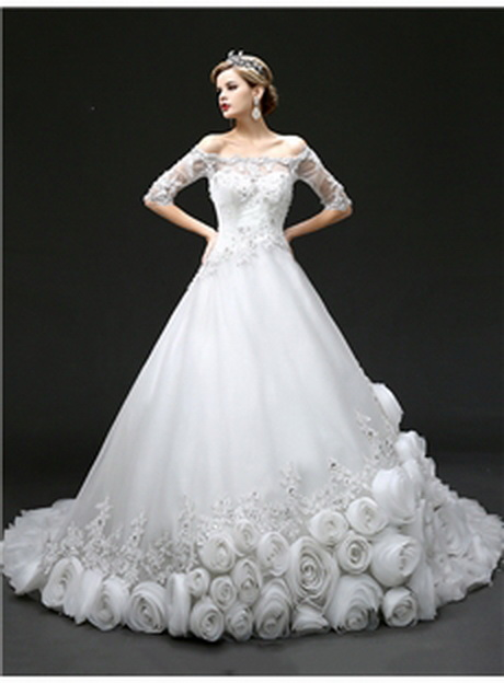 Wedding Dresses With Color Online 80