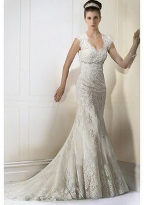 neckline and sexy slim skirt 2011 open back wedding dress wm