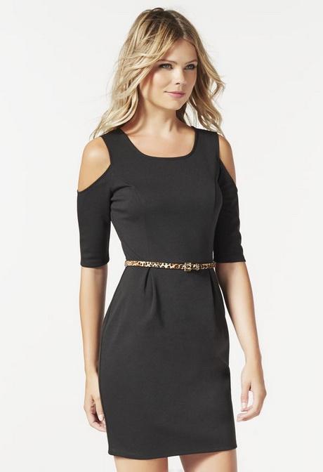trendy black dresses