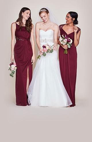Maid Of Honor Dresses 2018