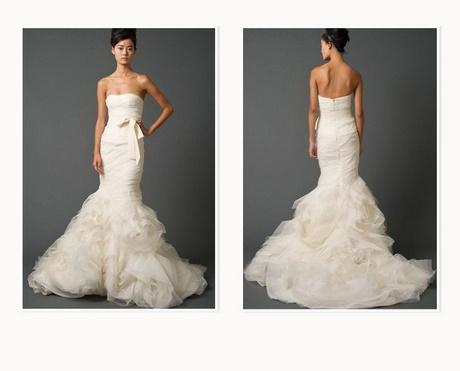 Mermaid wedding dresses 2018 vera wang for Vera wang mermaid wedding dresses