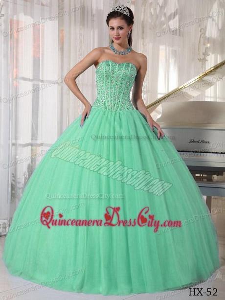 Quinceanera Dresses 2014 Mint Mint green quin...