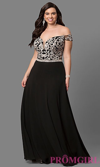 Plus Size Homecoming Dresses 2018