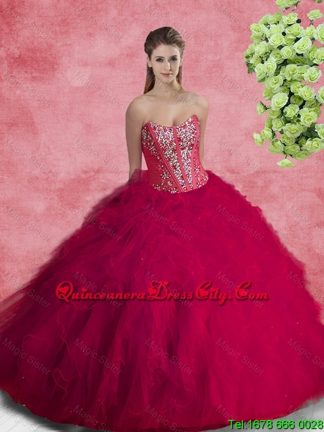 Pretty Quinceanera Dresses 2018