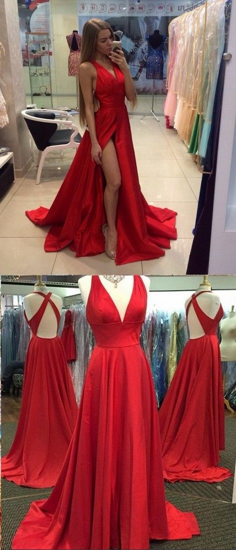 Prom Dress Styles 2018