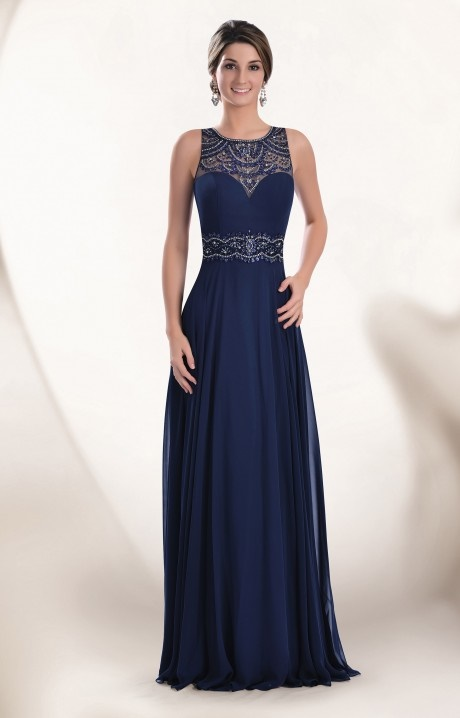 Prom dresses 2018 navy blue