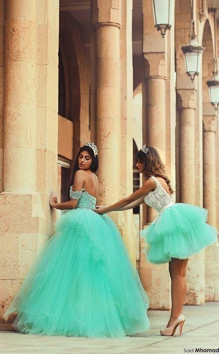 Quinceanera short dresses 2018