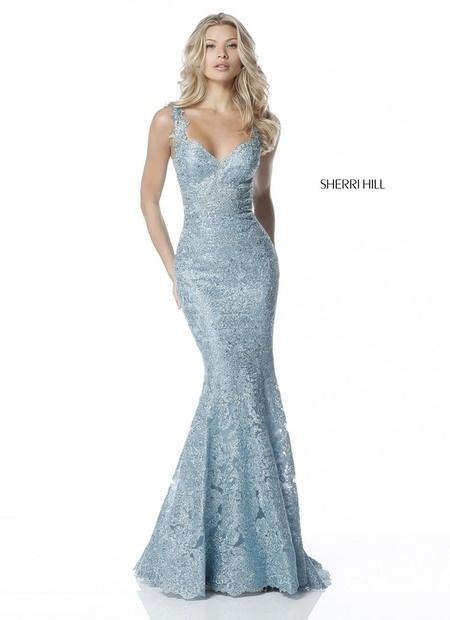 Sherri hill 2018 prom dress