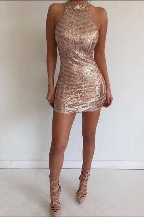 Tight short homecoming dresses 2018