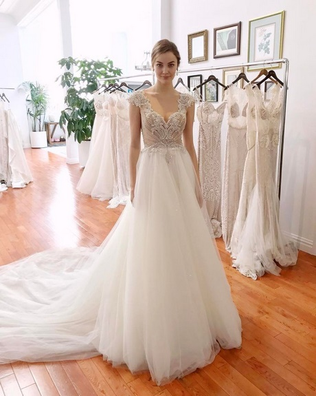 Wedding Gowns On Pinterest: Unique Wedding Gowns 2018