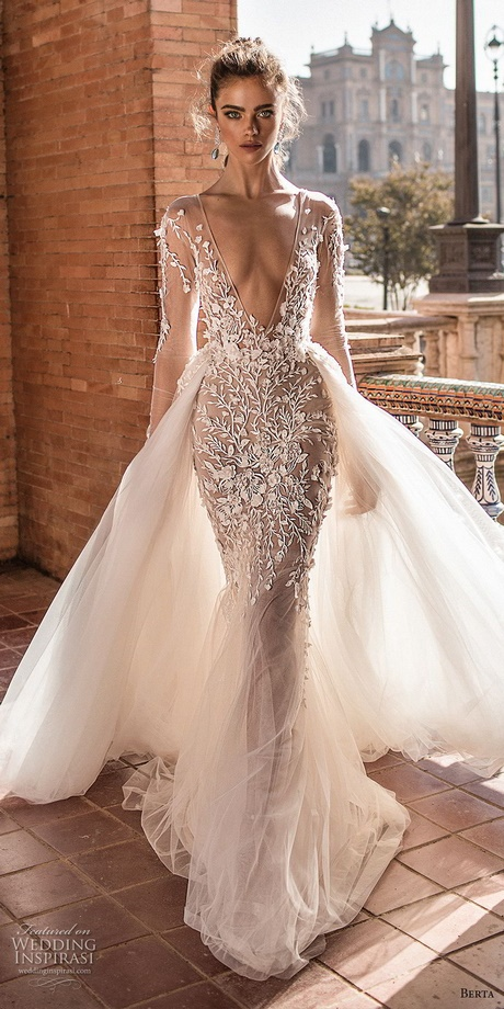 Wedding Dresses For Fall 2018