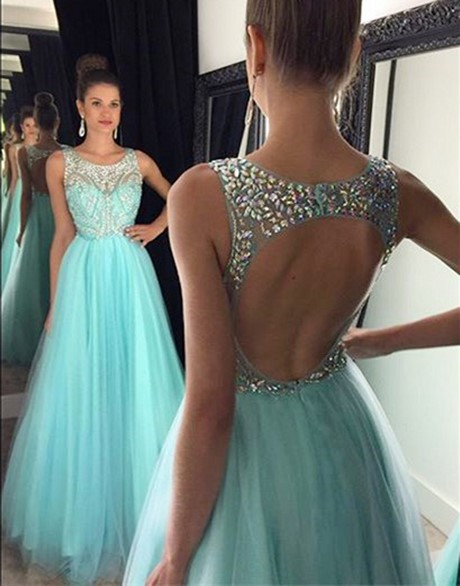 Beaded special occasion dresses