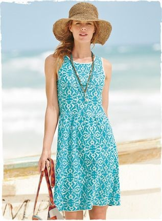 Casual Frocks For Ladies