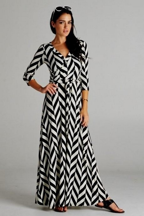 Casual Maxi Dresses With Sleeves