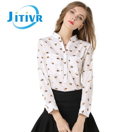 cute collared shirts for women