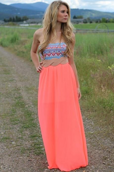 cute long sundresses