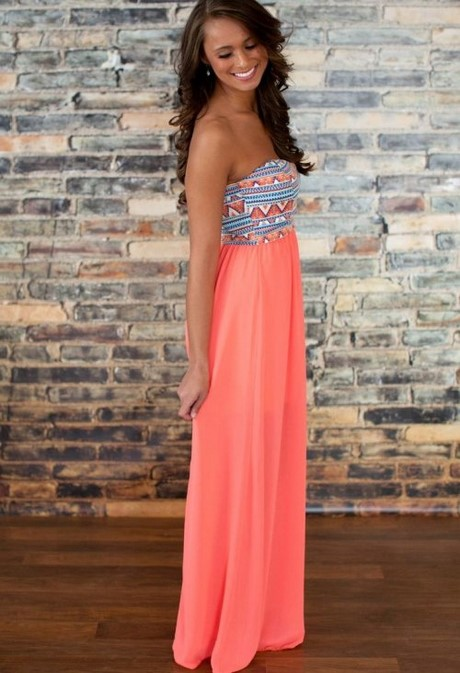 Cute Long Sundresses