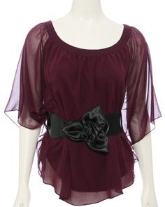 Special Occasion Blouses Plus Size