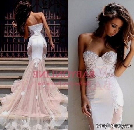 elegant prom dress 2017-#4
