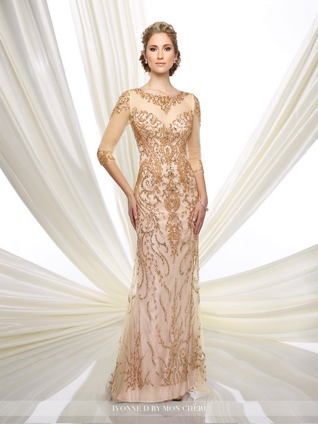 Fall Mother Of The Bride Dresses 2017