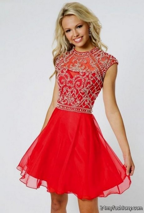 Party dresses for juniors with straps