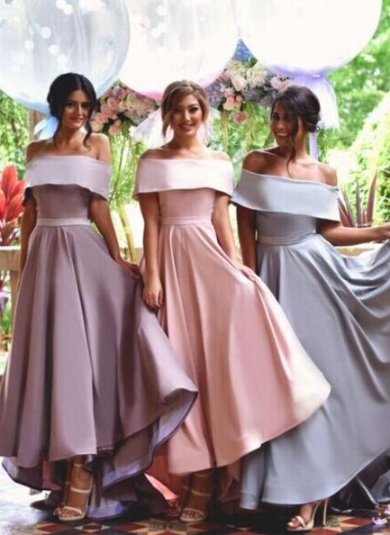Maid of honor dresses 2017