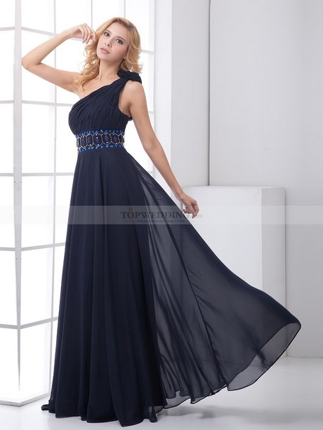 Navy Blue Special Occasion Dresses