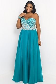 Images Of Plus Size Prom Dresses 15