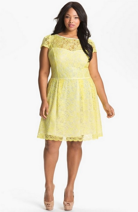 Plus Size Dresses For Special Occasions Cocktail 40