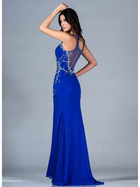 Special Occasion Dresses In Royal Blue 47