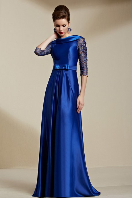 Special Occasion Dresses In Royal Blue 67
