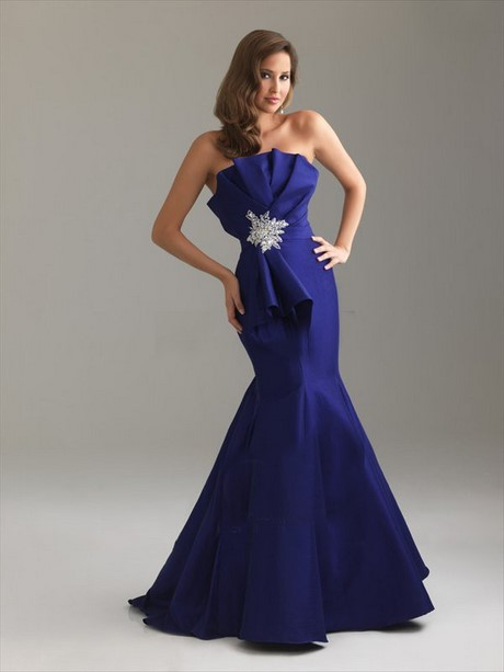 Special Occasion Dresses In Royal Blue 44