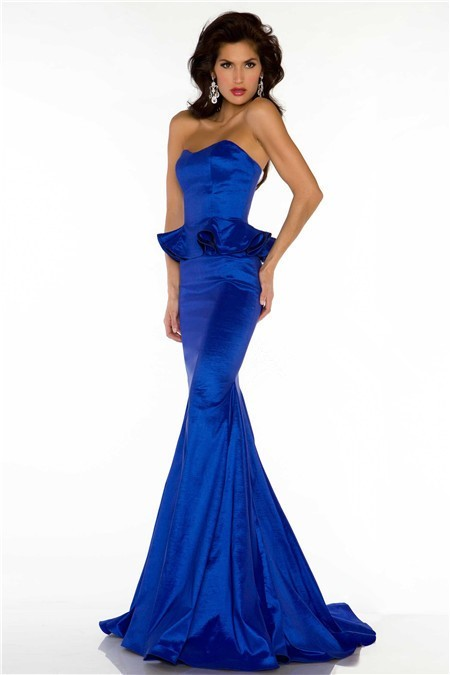 Special Occasion Dresses In Royal Blue 30
