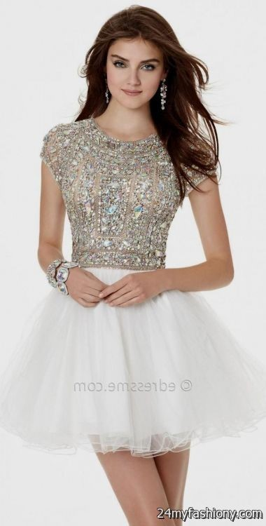 Cheap Short Homecoming Dresses 2017 114