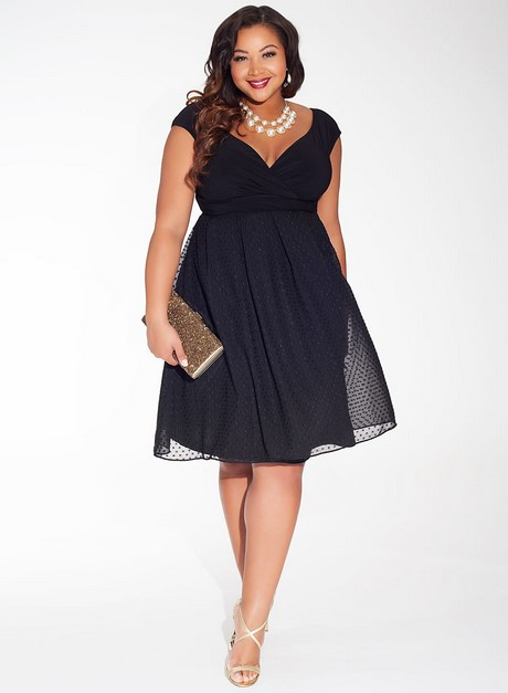 Sexy dresses for plus sizes