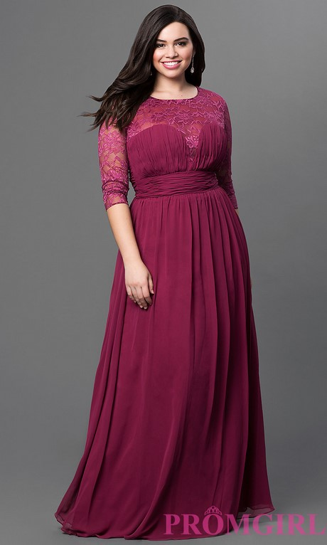 Plus Size Womens Special Occasion Dresses 93
