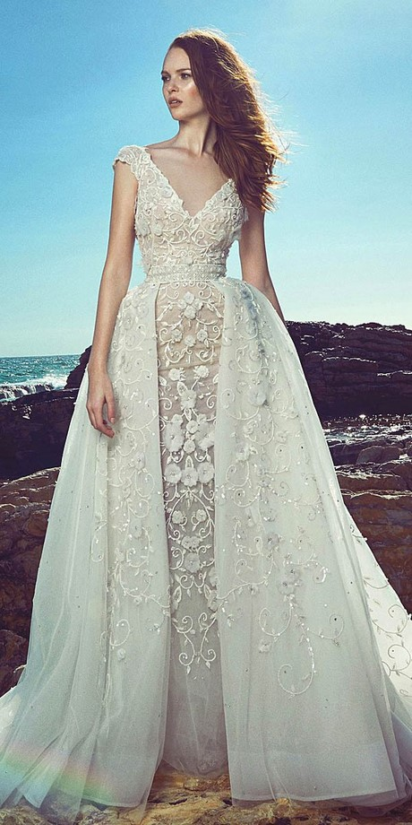 unique wedding dresses 2017