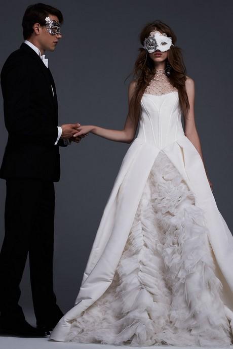 Vera wang 2017 wedding dresses for Used vera wang wedding dresses