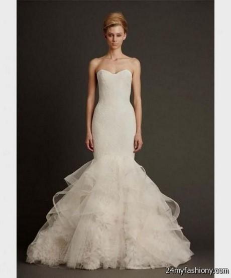 Vera wang wedding dress 2017 for Wedding dresses by vera wang 2017