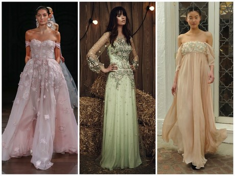 2017-2017 wedding dress trends pictures