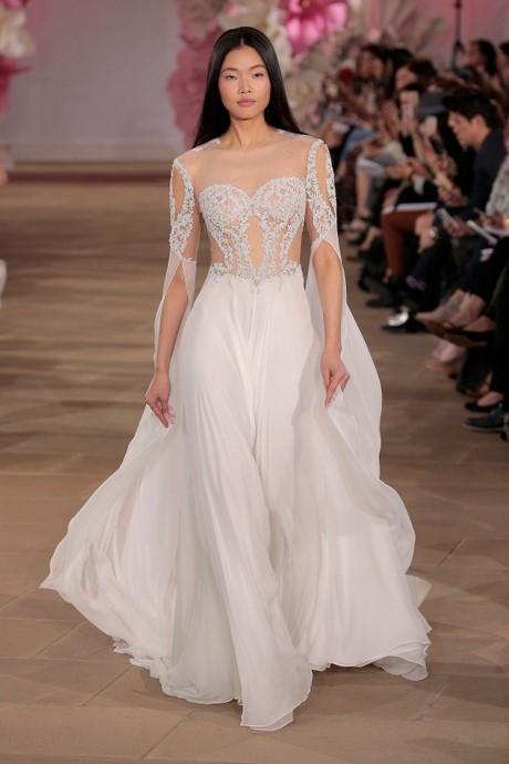 Wedding dress trends  2017 : Wedding gown trends