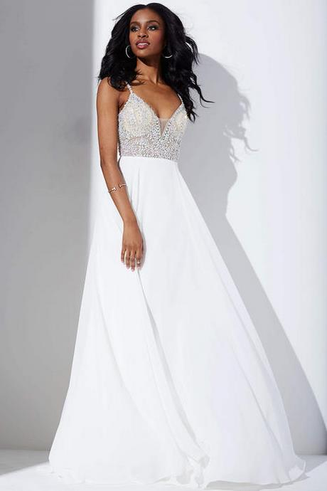 Prom dresses 2019 white