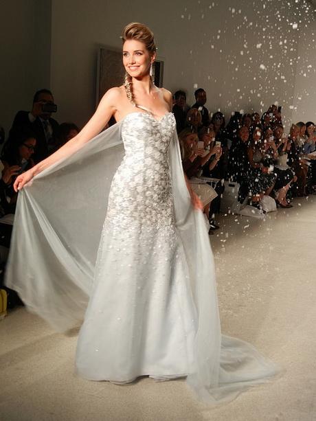 Alfred angelo wedding dresses 2016 for Disney line wedding dresses