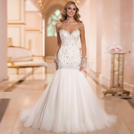 Beautiful Bridal Dresses 2016