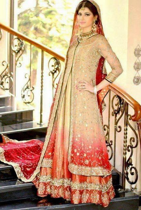 Latest Bridal Dress 2016