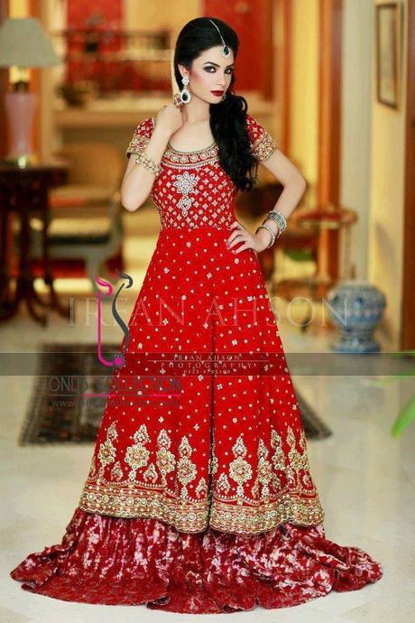 Latest Bridal Dresses 2016