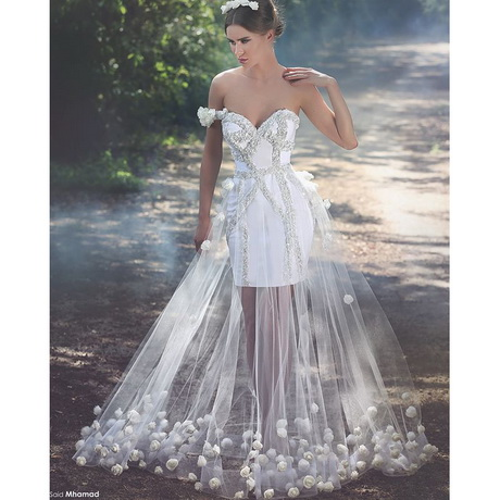 Unique Wedding Dresses 2016