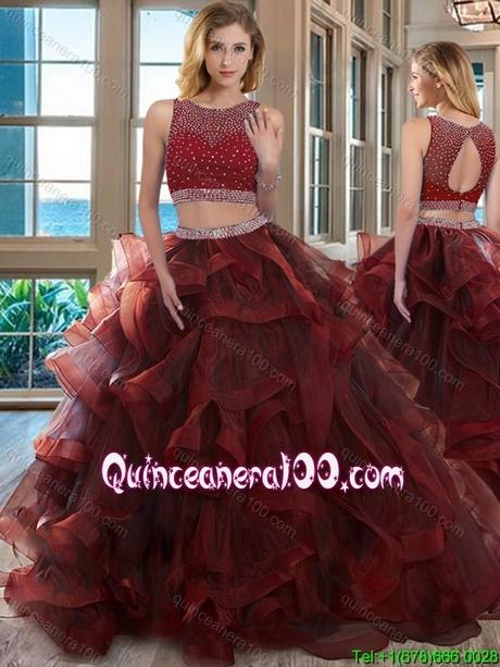 15 Dresses Maroon