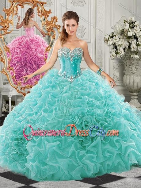 Teal Quinceanera Dresses 2013 Big quinceanera dresse...
