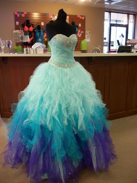 Mermaid Quinceanera Dress